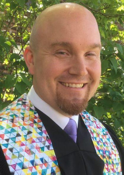 Rev. David Egan